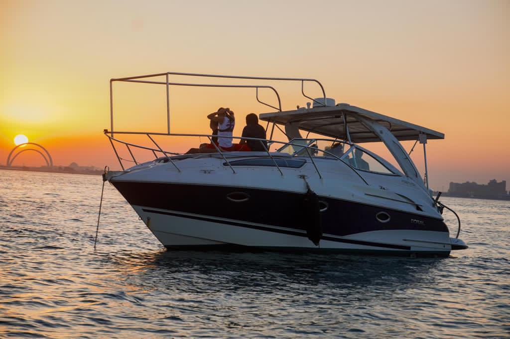Beautiful Yacht Experience