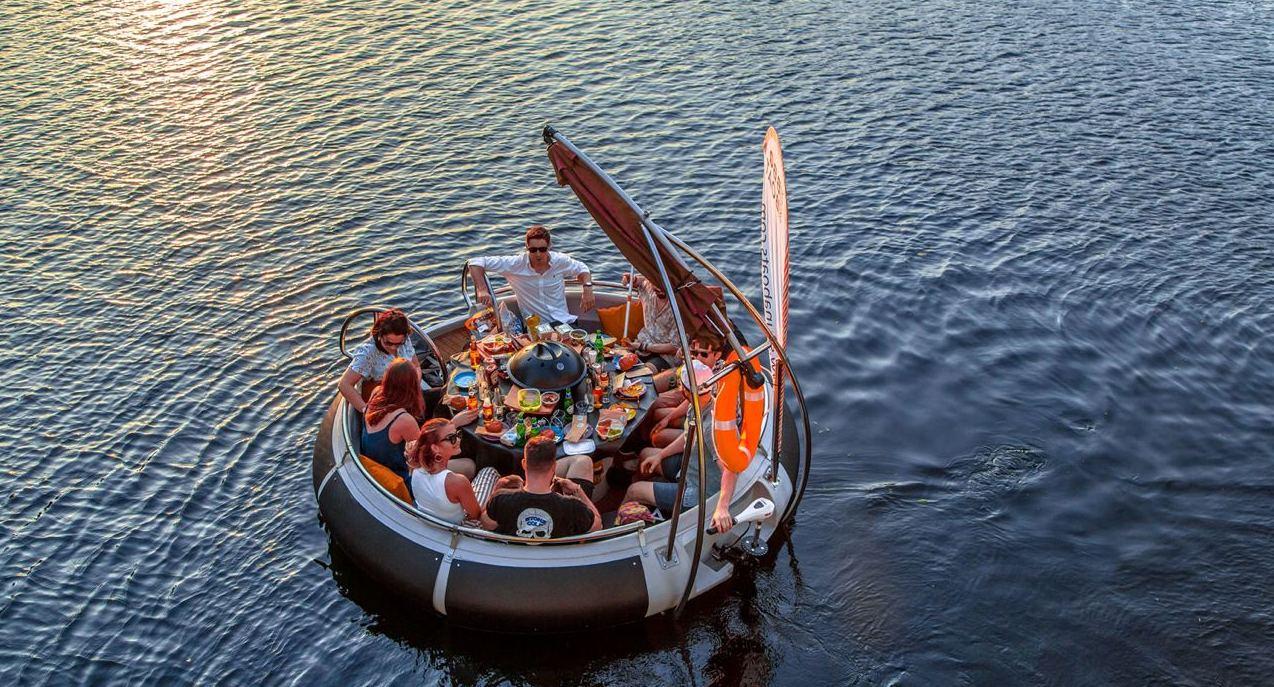 Donut Boat (Al Khor)