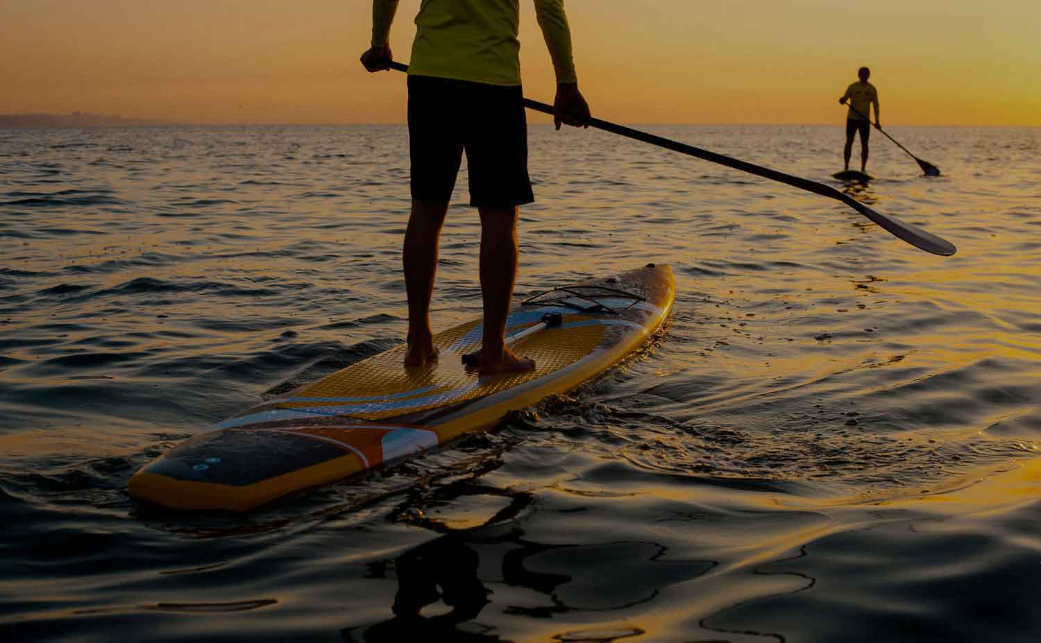 Stand Up Paddle Boarding Trip