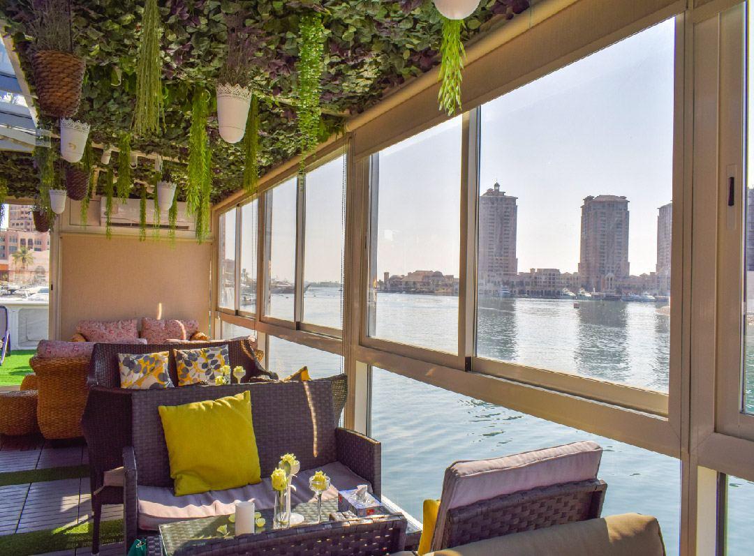 Luxury Houseboat Cruise (Up to 30 people)