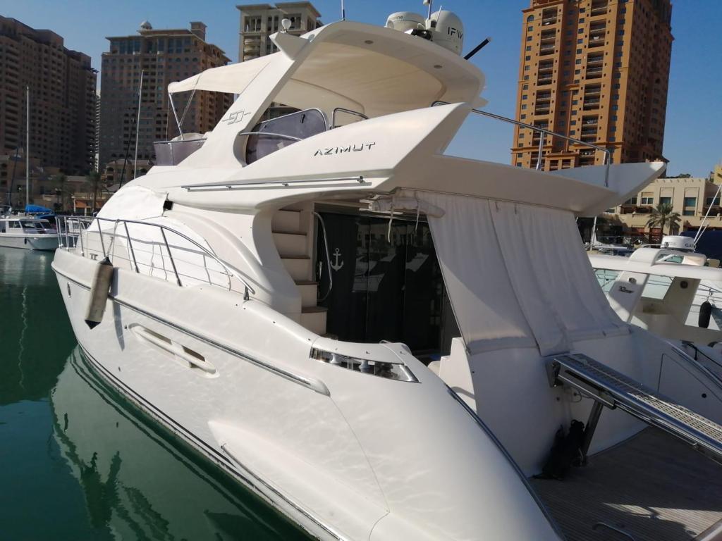 Yacht Cruise (The Pearl Qatar)