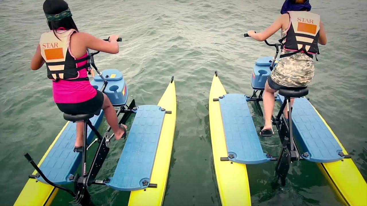 Water bikes activities (Al Khor)