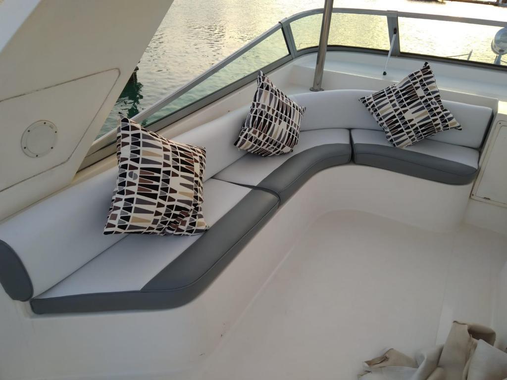 The Luxury Italian Yacht
