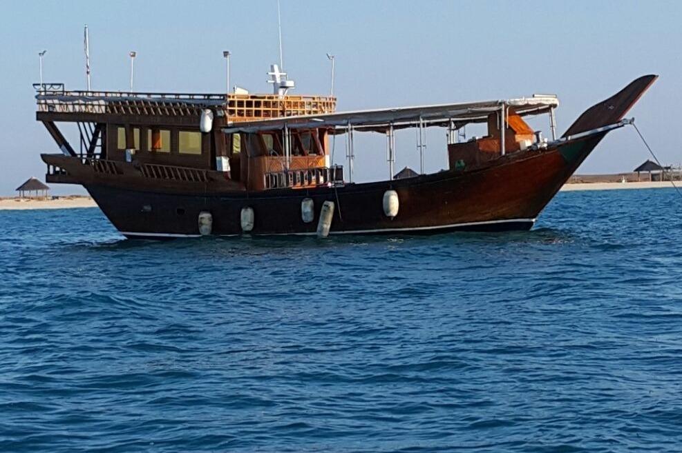 Private Ramadan Dhow Cruise